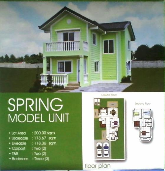 Ready For Occupancy House And Lot In Pampanga Solana